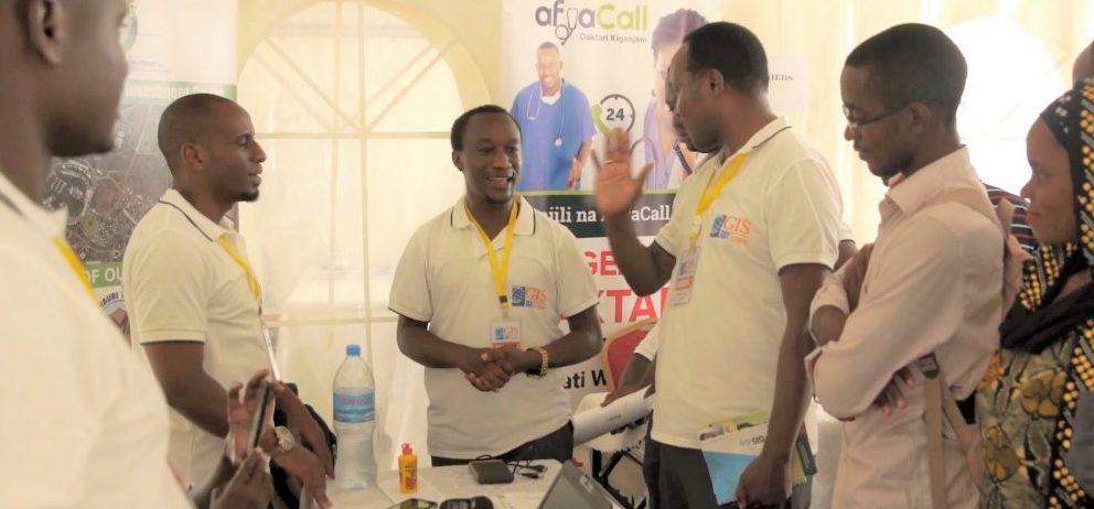 Tanzania GIS Day on November 15th