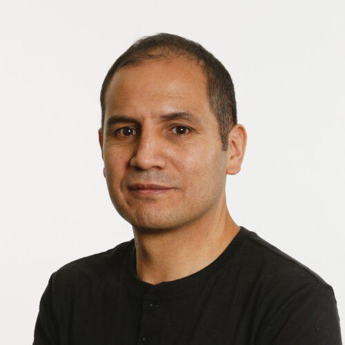 a Peruvian man.