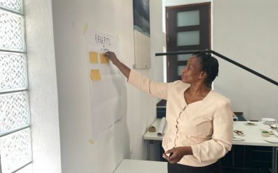 GeoICT4e experts delve into local e-learning and challenge -based learning solutions in Tanzania